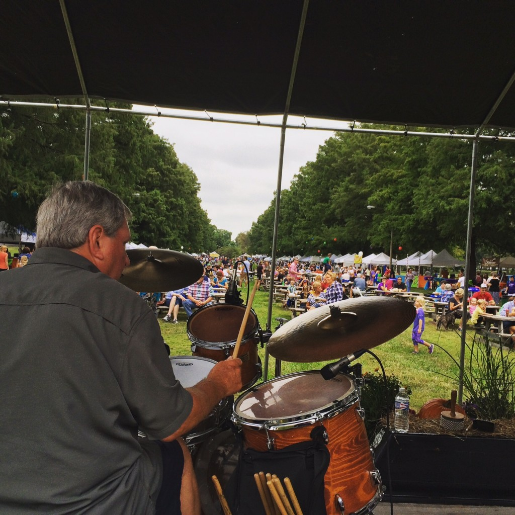 Lanny Art In The Park 9-27-15